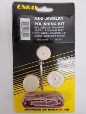 Enkay # 373 Mini Jewelry Plishing Kit