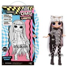 New LOL Surprise OMG LIGHTS Groovy Babe Fashion Doll With 15 Surprises•Preorder•