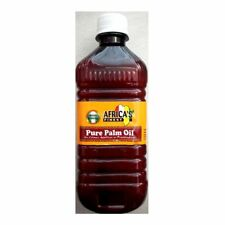 AFRICA'S FINEST PURE PALM OIL 500 ML OLIO DI PALMA ROSSO