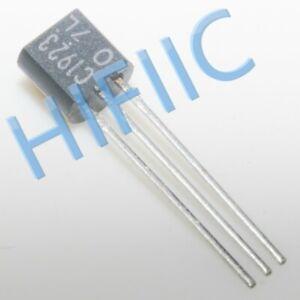 10PCS 2SC1923 C1923 NPN Transistors TO92