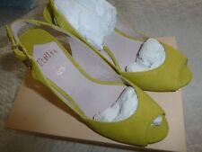 Faith Stiletto Standard (B) Width Suede Heels for Women