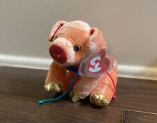 Ty Beanie Baby/Babies plush ZODIAC PIG - 2000