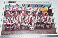 CLIPPING FOOTBALL 1972 1973 AC AJACCIO ACA CORSICA CORSE