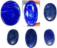 100% Natural Good Blue Lapis Lazuli Gemstone Oval, Pear Cabochon Qulaity Stone