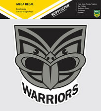 NRL New Zealand Warriors iTag Mega Decal Sticker