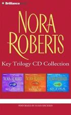 Nora Roberts Key Trilogy CD Collection
