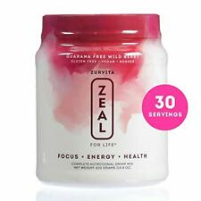 Zeal For Life Guarana Free Wild Berry 1 Canister 14 oz - Speedy Delivery