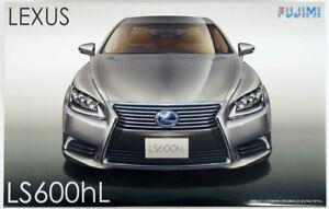 Fujimi 1/24 Lexus LS600hL 2013 Plastic Model Kit