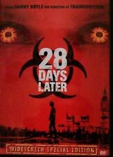 28 Days Later (DVD, 2003, Special Edition, WS)  INSERT IS INCLUDED  LN