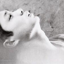 1960's Vintage SENSUAL JAPANESE MALE Man Face Photo Art Asian 11x14 TAMOTSU YATO
