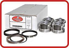 02-08 Chevy Cavalier/Malibu/Cobalt 2.2L DOHC L4 ECOTEC  (4)Dish Pistons & Rings