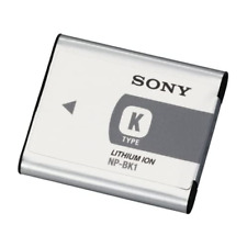 Sony NP-BK1 Type K Rechargebale Li-Ion Battery Pack For Cybershot Cameras