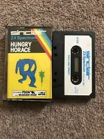 Zx spectrum game hungry horace 16 48k