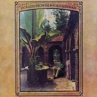 Jackson Browne : For Everyman (Remastered) CD (2004) ***NEW*** Amazing Value