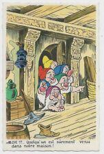 Carte Postale - WALT DISNEY - Edition Superluxe Paris  Blanche Neige  N°10