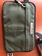 Old Navy Travel Hip Waist Fanny Pack Bum Bag Lightweight Green