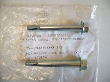 Caña tornillos (2 unidades) original Dinli m8x65mm p1.25 nuevo et: a050010 - 41