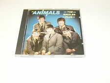 "THE ANIMALS ""THE SINGLES PLUS"" CD EMI 1987"