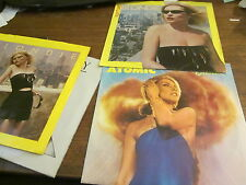 "blondie 45 RPM RECORD LOT 7 7"" 45S DEBORAH HARRY NEW WAVE PUNK LOT"