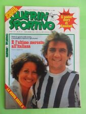 GUERIN SPORTIVO=N.29 1976=MONTREAL 76=COPPE EUROPEE=POSTER STORY ANASTASI