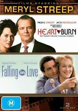Heartburn / Falling in Love - Merryl Streep (DVD, 2009 release, 2-Disc Set)