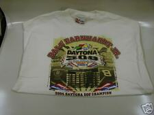 Dale Jr. 2004 Daytona Win T- Shirt Size Large NEW