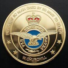 * Royal Air Force * n'a jamais été autant dus par tant pour si peu Challenge coin Fre