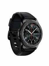 NEW Samsung Galaxy Gear S3 Frontier Smart Watch SM-R760 Bluetooth+WiFi 46mm Gray
