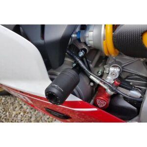 Ducati Panigale CNC Racing Frame Guard Sliders - 1299/1199/959/899