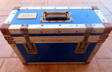 Blue Flight Shipping Road Hard Case For Nagra Audio Recorder or Any Equipment