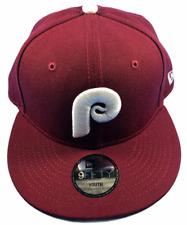Philadelphia Phillies MLB New Era Youth Snapback Hat Brand New