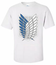 """ATTACK ON TITAN - SURVEY CORPS T Shirt 'All Sizes """""""