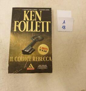 Il codice Rebecca di Ken Follett tascabile