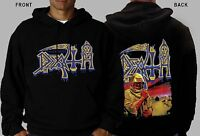 DEATH-Leprosy-Death metal-Cannibal Corpse-Obituary,Hoodie-sizes:S to XXL