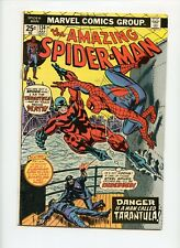 Amazing Spider-Man #134 VF/NM 1st Tarantula 2nd Punisher Marvel Stamp intact