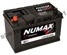 Numax 100ah Leisure Battery Caravan LV26MF