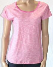 JEANSWEST Brand Rose Violet Jo Cut Out Back Stripe Top Size XS BNWT [sg34]