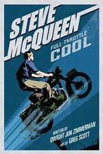 Steve Mcqueen : Full Throttle Cool by Dwight Zimmerman (2015, Paperback)
