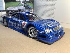 Maisto 1/18 FIA 1998 MERCEDES BENZ CLK GTR RACE CAR