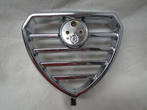 Alfa Romeo Alfetta GT FACTORY PLASTIC CHROME FRONT GRILLE emblem logo badge GTV