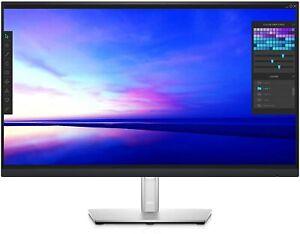 """NEW Dell P2721Q 27"""" 4K LED LCD Monitor Black 3840x2160, DisplayPort DELL-P2721Q"""