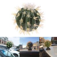 1x Funny Cactus Car Antenna Pen Topper Aerial Ball Decor Toy FindingYJUS