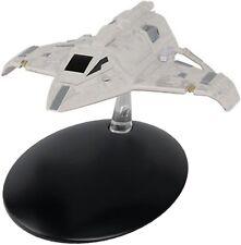 Eaglemoss Diecast Star Trek Bajoran Raider Starship #74 with Magazine