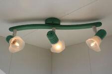 Plafonniers et lustres vert en verre pour la maison
