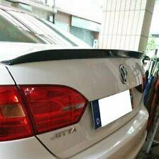 Flat Black PDL Rear Trunk Spoiler Wing For 06~10 Volkswagen PASSAT B6 R36 Sedan