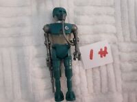 Vintage 1980 Star Wars 2-1B Medic Droid with Gun #1