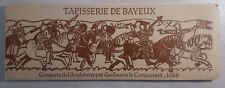 Tapisserie De Bayeux Tapestery Panorama Fold-out Book - French/English/German