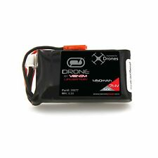 Venom 50C 2S 450mAh 7.4V LiPo Drone Battery with JST Plug