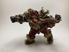 WoW World of Warcraft Figure Series 6 Dwarven King Magni Bronzebeard