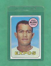 1969 Topps Montreal Expos Jesus Alou # 22 NM-MT Low Pop!!